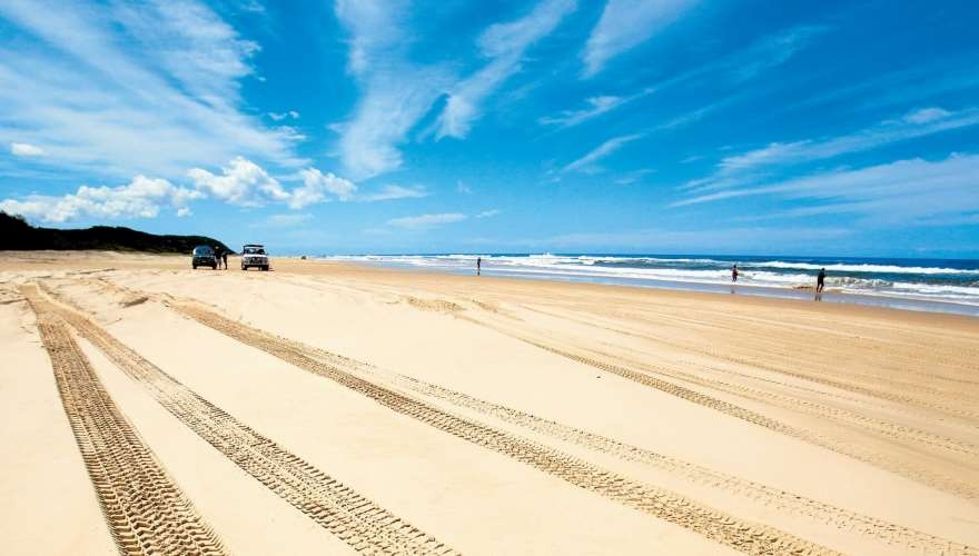 Fraser Island is one of the most unique places in Australia to visit.