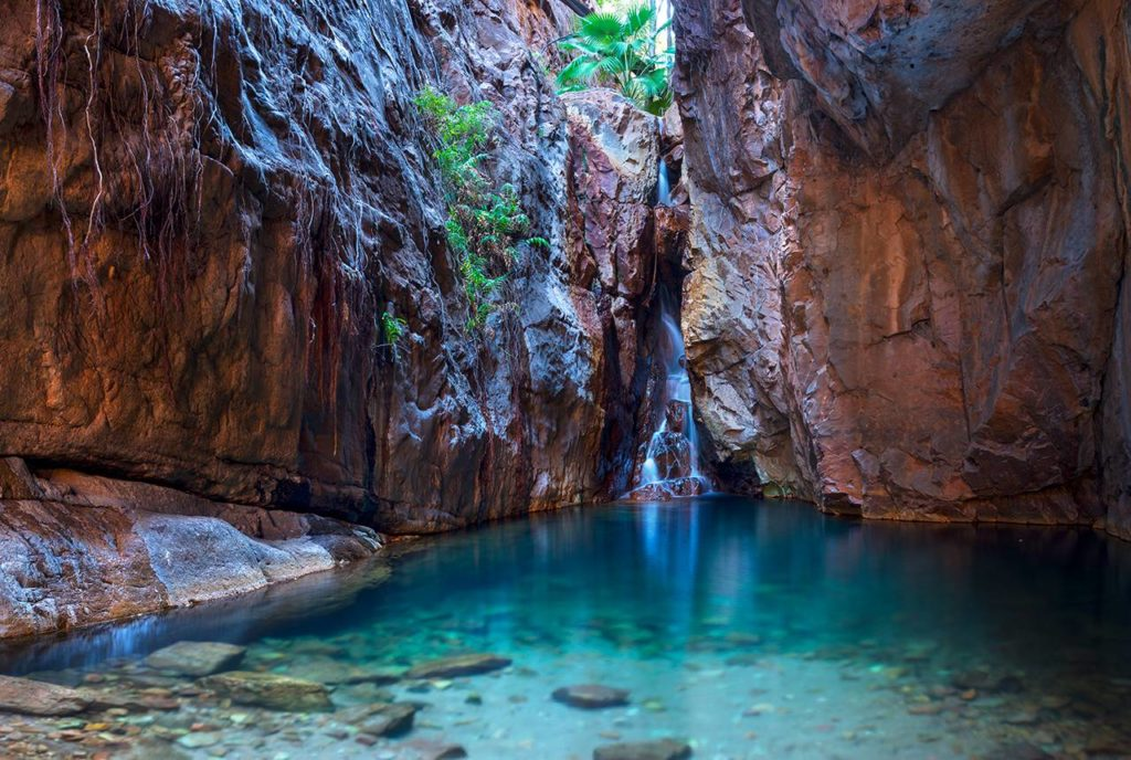 The El Questro Hot Springs is one of the most Unique places in Australia to visit.