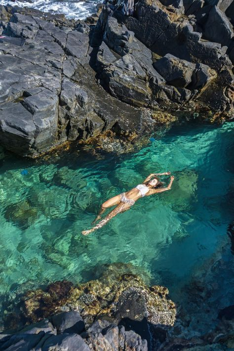 The Noosa Fairy Pools are one of the most unique places in Australia to visit.