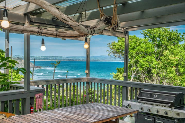 The Tree House in Byron Bay is one of the most unique places in Australia to visit.