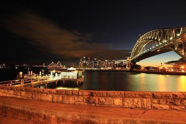 Sydney Australia on a budget. Sydney Harbour Bridge
