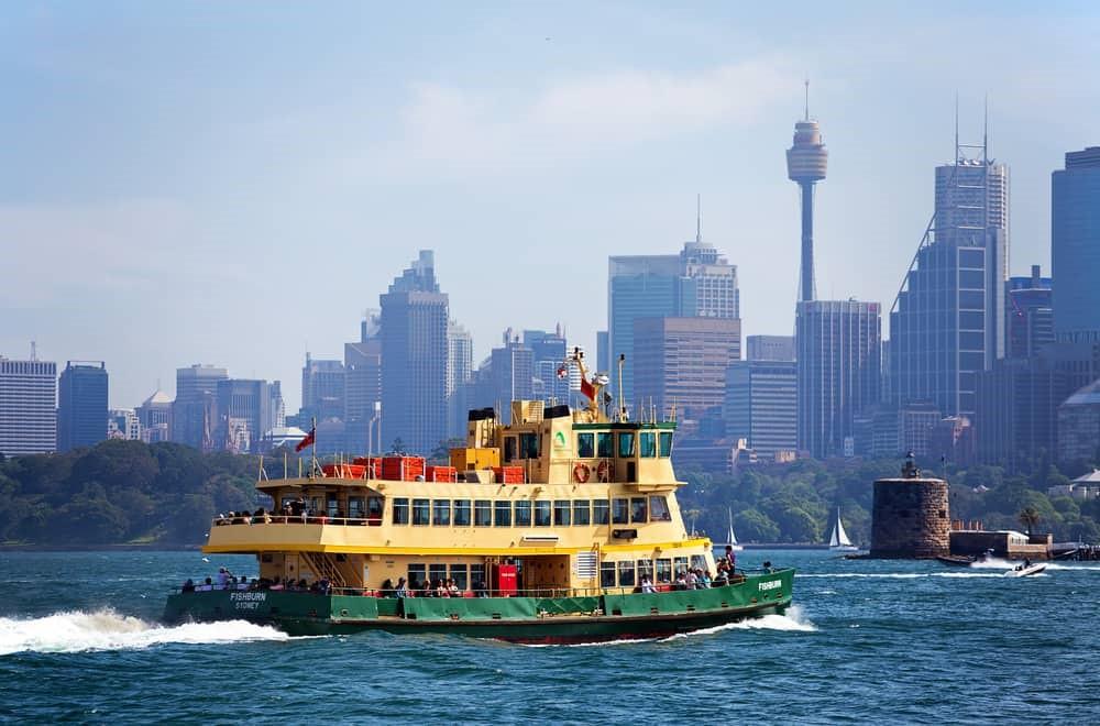 Ferry Rides, Sydney, Australia