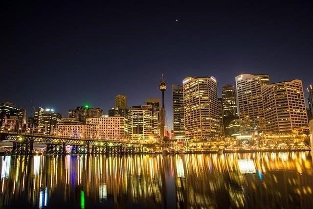 Sydney Australia on a budget