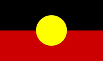 Bucket List Australia. Aboriginal Flag, Australia