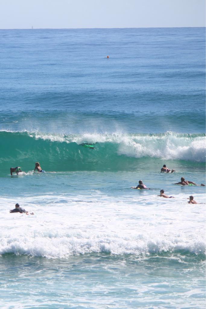 The Gold Coast, Australia.