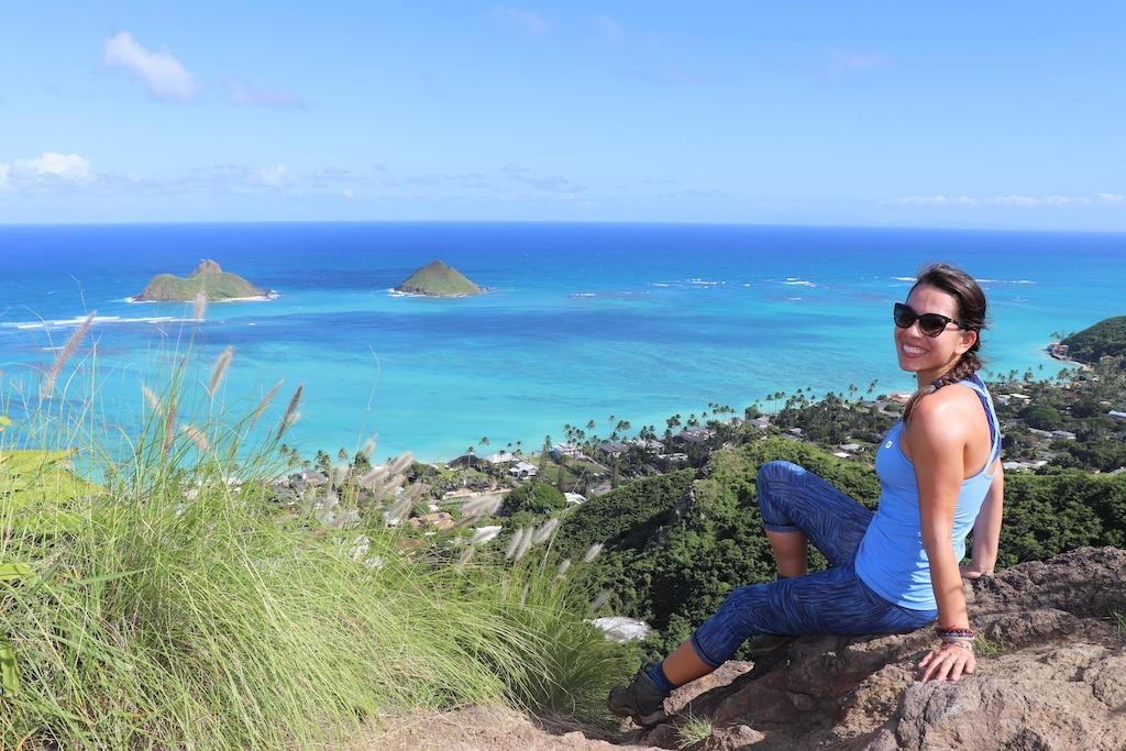 Travel blogger Alex Cerball