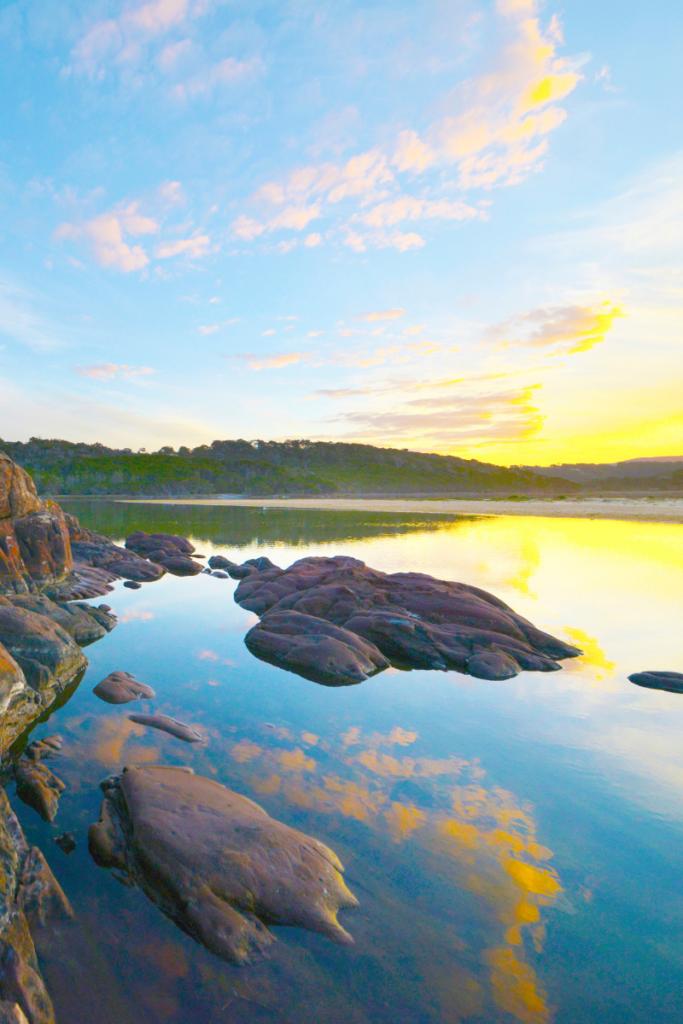 Merimbula, Australia.