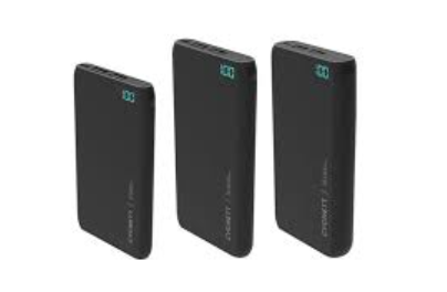Power Bank charger.