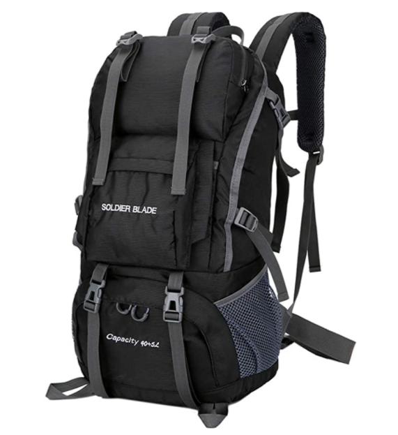 Budget Travel Essentials, Hiking backpack.