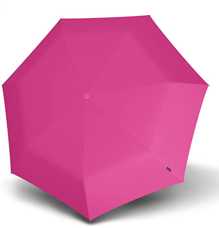 Budget Travel Essentials, Travel umbrella.