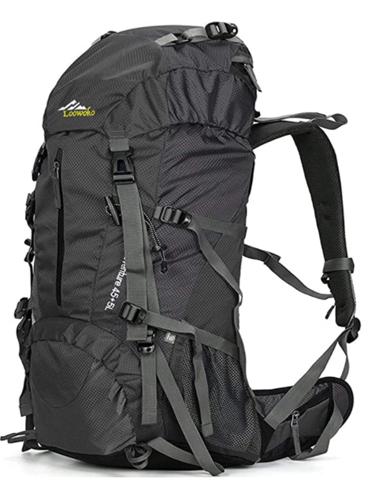 Loowoko hiking backpack 50L