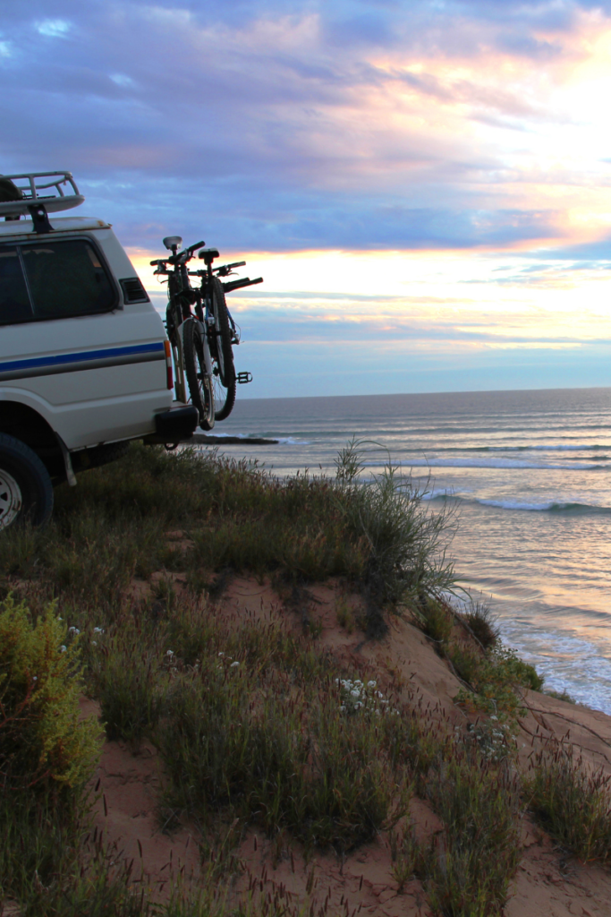 Free Camping in NSW