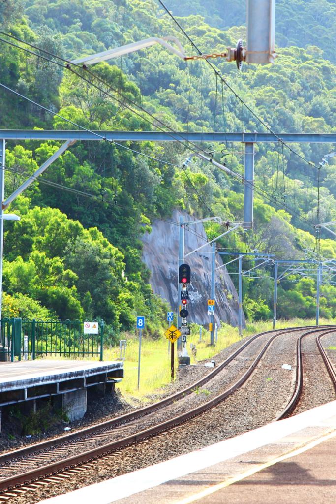 Regional Train travel in Australia