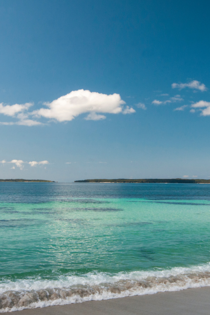 Jervis Bay, NSW, Free Camping in NSW