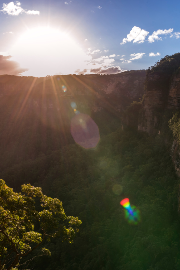 Wentworth Falls, Blue Mountains, NSW, Free Camping in NSW